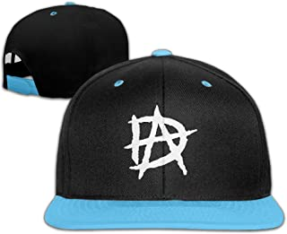 Youth Boys Fitted Hats Dean Ambrose Adjustable Vintage Snapback