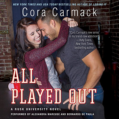 Couverture de All Played Out