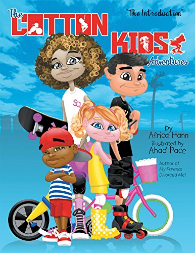 The Cotton Kids Adventures: The Introduction (English Edition)