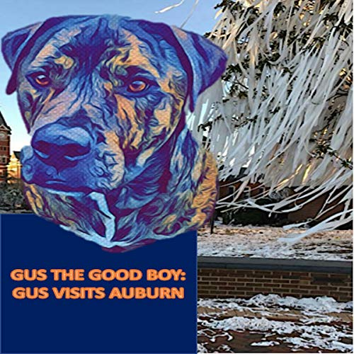 Gus the Good Boy audiobook cover art