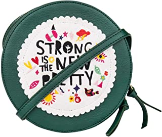 Strong Is The New Pretty Sling Bag - Green