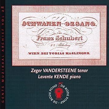 Schubert : le chant du cygne