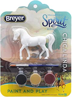 Best Breyer Spirit Paint and Play DreamWorks Riding Free Stablemates (Chica Linda) Review
