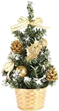 QXM 20cm Mini Kerstboom Kerstmis Kerstmis Kunstmatige Tafelblad Decoraties Thuis Kamer Desktop Ornamenten Kinderen Geschenken