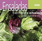 Ensaladas tradicionales y actuales (Cocina y aprende) de Escuela de Hostelería de Leioa (2007) Tapa blanda