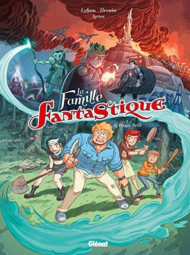 La Famille Fantastique - Tome 01: Le Prince Devil