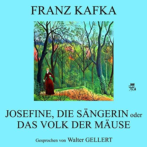 Josefine, die Sängerin oder Das Volk der Mäuse cover art