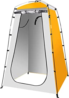 Shower Tent Quick Set Up Privacy Tent Dressing Tent, Waterproof Portable Toilet Tents for Camping, Beach Changing Room She...