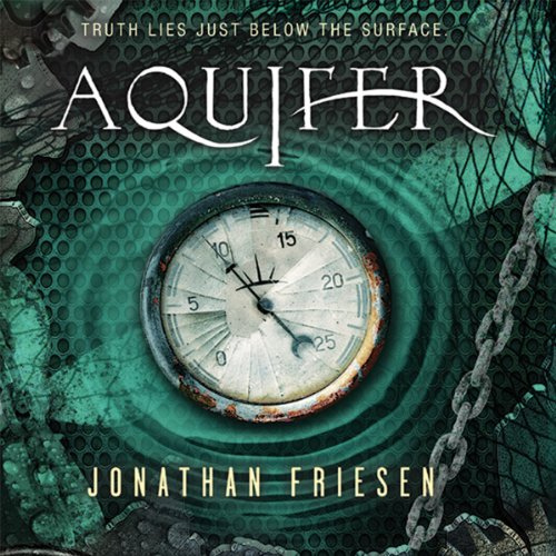 Aquifer audiobook cover art