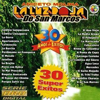 La Luz Roja de San Marcos 30 Anos de Exitos Audio 2003