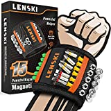 Lenski Geschenke für Männer, Werkzeug Armband Handwerker, Geschenkideen für Männer/Vatertagsgeschenke Männer Kleine Geschenke Weihnachten für Männer, Papa, Ehemann Gadgets für...