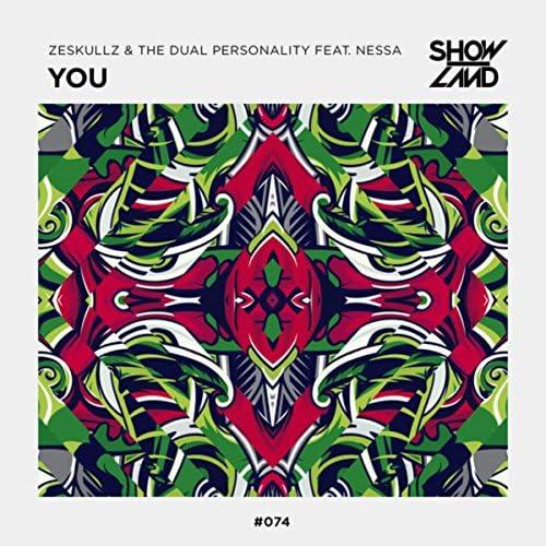 Zeskullz & the Dual Personality feat. Nessa