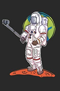 Occupy Mars Astronaut: Journal, Notebook