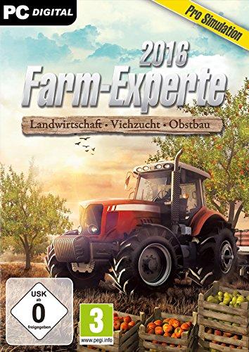 Farm-Experte 2016: Landwirtschaft - Viehzucht - Obstbau [PC Code - Steam]