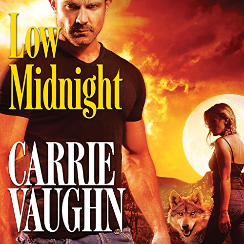 Low Midnight audiobook cover art