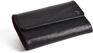 LACOBRA Black Leather For Women - Bifold Wallets