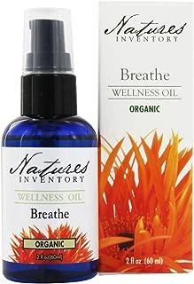 Nature's Inventory - Wellness Oil Organic Breathe - 2 oz.
