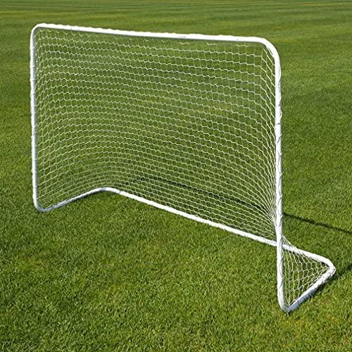 Portería de Fútbol Prosport - Portería de Fútbol de Exterior para Niños - Portería de Fútbol de Jardín (Basic 183 x 122 x 61 cm)