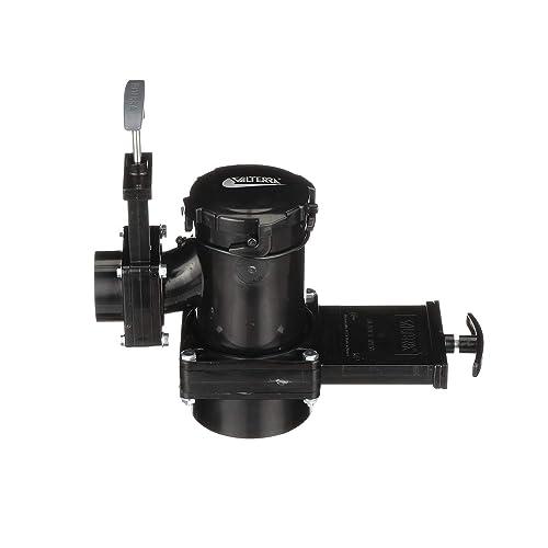Rv black tank valve house pump