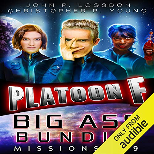 Platoon F: Big Ass Bundle (Platoon F eBook Bundle 3) cover art