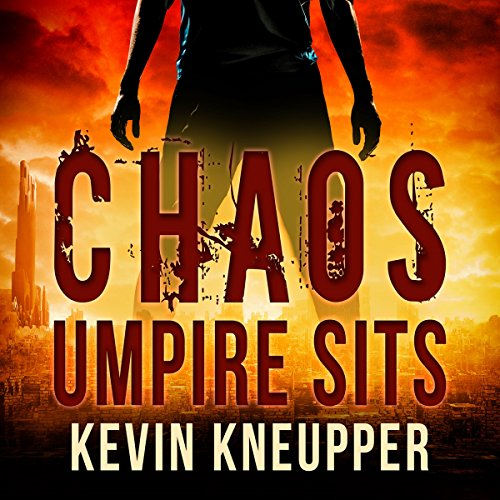 Chaos Umpire Sits audiobook cover art