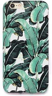 banana leaf iphone 6 case