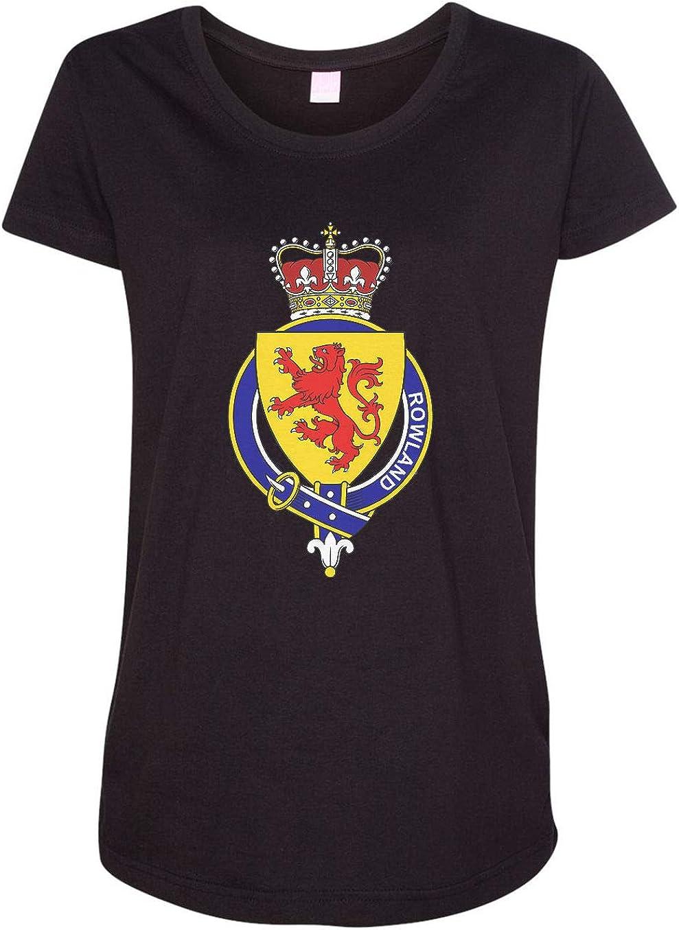 HARD EDGE DESIGN Women's Welsh Garter Family Rowland T-Shirt