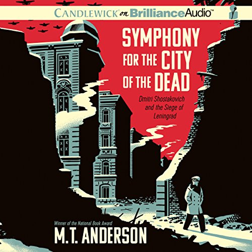 Symphony for the City of the Dead audiobook cover art