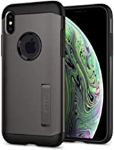 Spigen Slim Armor Case for The Apple iPhone Xs/X - Gunmetal
