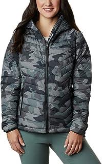 Columbia Powder Lite Chaqueta con capucha para mujer