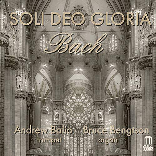 Ach wie nichtig, ach wie flüchtig, BWV 644 (Arr. A. Balio for Trumpet & Organ)