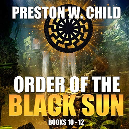 Order of the Black Sun: Books 10 and 12 cover art