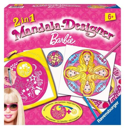 Ravensburger 29723  2in1 Mandala Designer Barbie