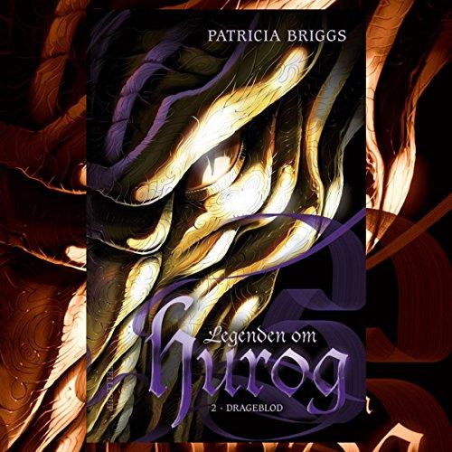 Drageblod (Legenden om Hurog 2) audiobook cover art