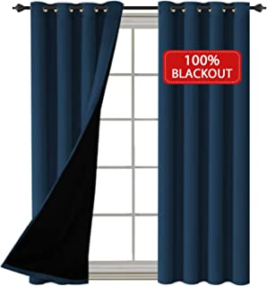 lined faux silk drapes
