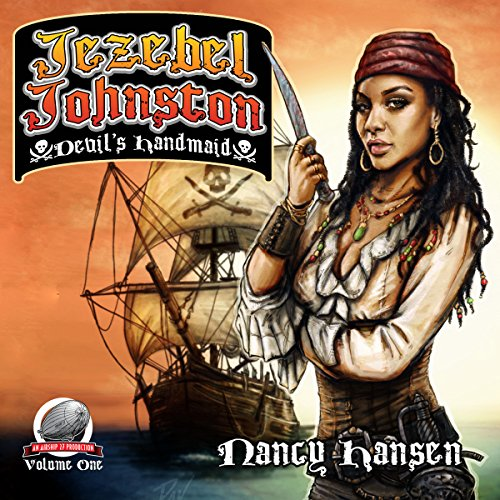 Jezebel Johnston audiobook cover art
