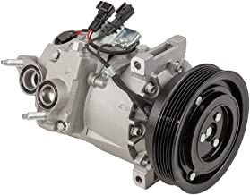 AC Compressor & A/C Clutch For Volvo S60 S80 V70 XC60 XC70 XC90 Land Rover LR2 - BuyAutoParts 60-02344NA New
