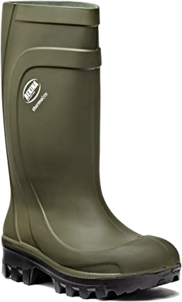 Dickies Mens Thermolite Waterproof Steel Toe Safety Wellington Boots