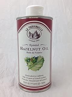 La Tourangelle Roasted Hazelnut Oil, 16.9-Ounce Unit (Pack of 3)