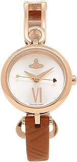 [ヴィヴィアンウエストウッド] 腕時計 レディース Vivienne Westwood VV200RSBR ブラウン ローズゴールド シルバー [並行輸入品]