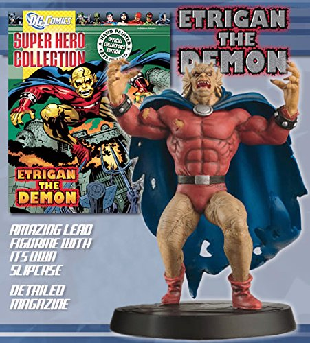 Statue von Blei DC Comics Super Hero Collection Special Etrigan