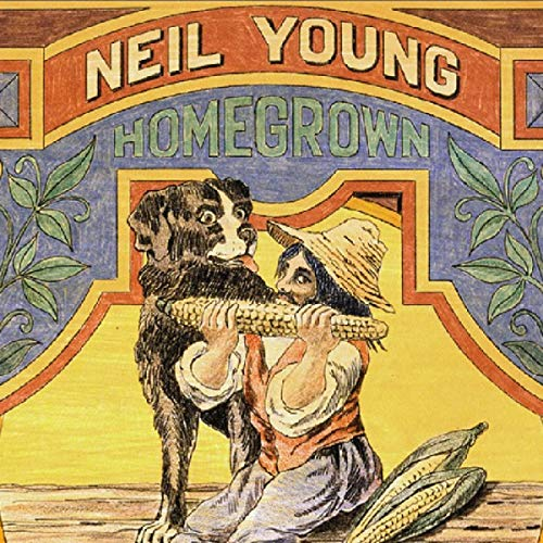 Album Art for Homegrown by Neil Young
