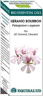 EQUISALUD Aceite Esencial Geranio Bourbon Bio - 10 ml