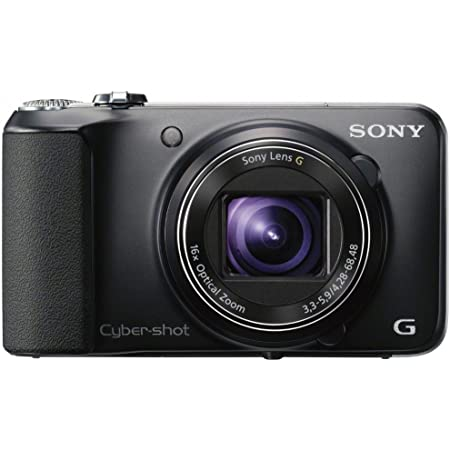 Sony Dsc Hx10vb Cyber Shot Digitalkamera 3 Zoll Schwarz Kamera