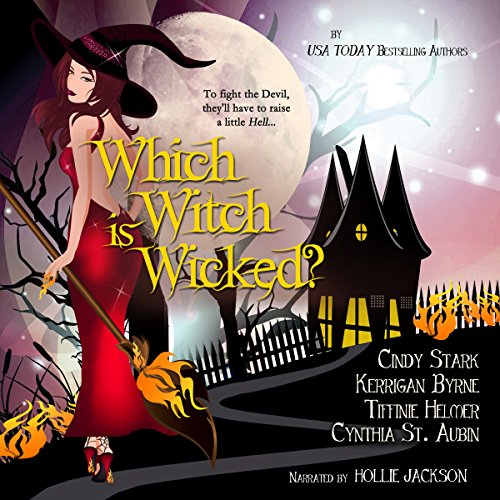 Which Witch Is Wicked?     The Witches of Port Townsend, Book 2              By:                                                                                                                                 Kerrigan Byrne,                                                                                        Cindy Stark,                                                                                        Tiffinie Helmer,                   and others                          Narrated by:                                                                                                                                 Hollie Jackson                      Length: 11 hrs and 37 mins     40 ratings     Overall 4.7