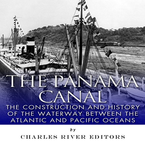 The Panama Canal audiobook cover art
