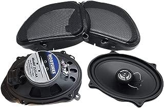 Hogtunes 07-09 Harley FLTR Inner Fairing Speakers (5
