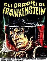 Gli Orrori Di Frankenstein [Italian Edition]
