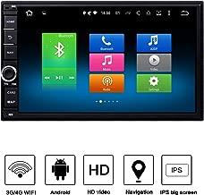 Dasaita Car Stereo Android 9.0 for Nissan QashqaiUniversal Bluetooth Radio GPS Navigation Audio Car Vehicle Player Multimedia 7