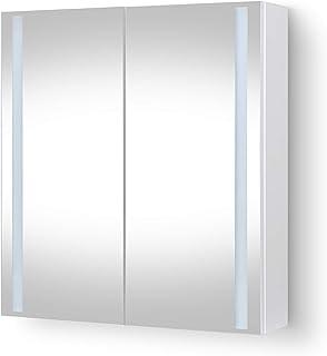 Suchergebnis auf Amazon.de für: spiegelschrank bad mit beleuchtung ...